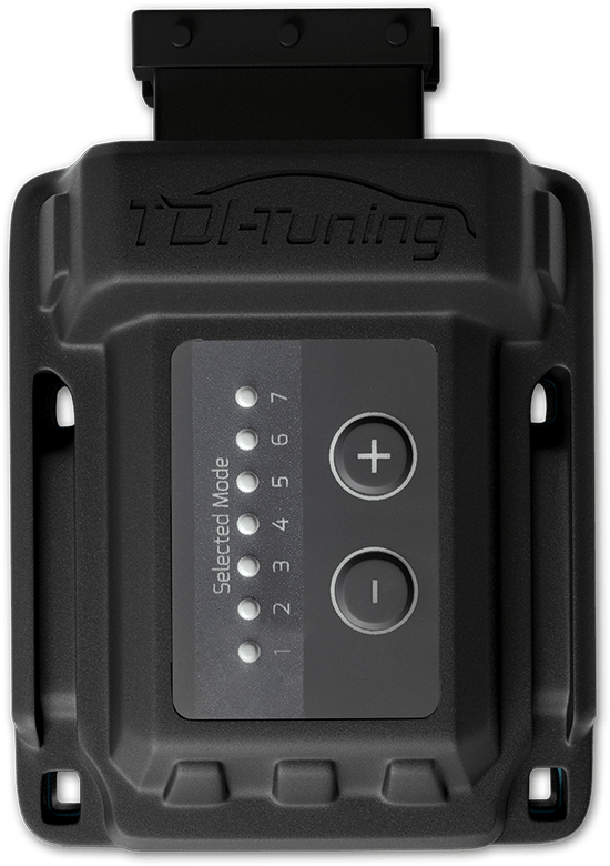 The TDI Tuning CRTD4 tuning box